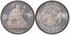 U.S. 50-cent Half Dollar 1886 Coin