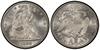 U.S. 50-cent Half Dollar 1888 Coin