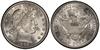 U.S. 50-cent Half Dollar 1893 Coin