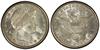 U.S. 50-cent Half Dollar 1895 Coin