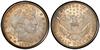 U.S. 50-cent Half Dollar 1896 Coin