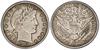U.S. 50-cent Half Dollar 1902 Coin