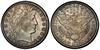U.S. 50-cent Half Dollar 1905 Coin