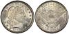 U.S. 50-cent Half Dollar 1906 Coin