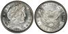 U.S. 50-cent Half Dollar 1909 Coin