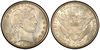 U.S. 50-cent Half Dollar 1911 Coin