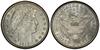 U.S. 50-cent Half Dollar 1912 Coin