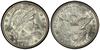 U.S. 50-cent Half Dollar 1914 Coin