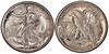 U.S. 50-cent Half Dollar 1917 Coin