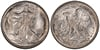 U.S. 50-cent Half Dollar 1919 Coin