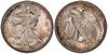 U.S. 50-cent Half Dollar 1921 Coin