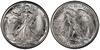 U.S. 50-cent Half Dollar 1935 Coin