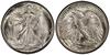 U.S. 50-cent Half Dollar 1937 Coin