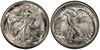 U.S. 50-cent Half Dollar 1942 Coin