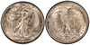 U.S. 50-cent Half Dollar 1944 Coin