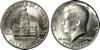 U.S. 50-cent Half Dollar 1976 Coin