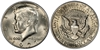 U.S. 50-cent Half Dollar 1977 Coin