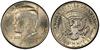U.S. 50-cent Half Dollar 1983 Coin