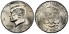 U.S. 50-cent Half Dollar 2001 Coin