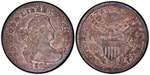 U.S. Nickel 1805 Cent Coin
