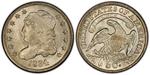 U.S. Nickel 1834 Cent Coin