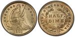 U.S. Nickel 1840 Cent Coin