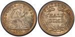 U.S. Nickel 1841 Cent Coin