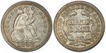 U.S. Nickel 1848 Cent Coin
