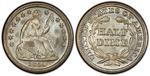 U.S. Nickel 1850 Cent Coin