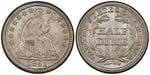 U.S. Nickel 1851 Cent Coin