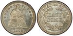 U.S. Nickel 1853 Cent Coin