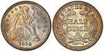 U.S. Nickel 1858 Cent Coin