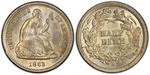 U.S. Nickel 1863 Cent Coin