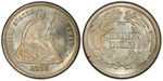 U.S. Nickel 1865 Cent Coin