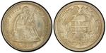 U.S. Nickel 1873 Cent Coin
