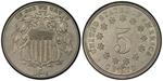 U.S. Nickel 1876 Cent Coin