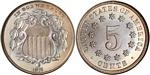 U.S. Nickel 1878 Cent Coin