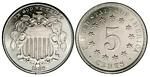 U.S. Nickel 1880 Cent Coin