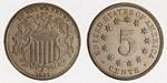 U.S. Nickel 1881 Cent Coin