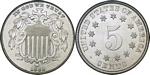 U.S. Nickel 1882 Cent Coin