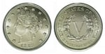 U.S. Nickel 1883 Cent Coin