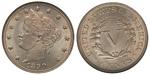 U.S. Nickel 1890 Cent Coin