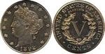 U.S. Nickel 1892 Cent Coin