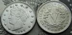 U.S. Nickel 1894 Cent Coin
