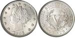 U.S. Nickel 1896 Cent Coin