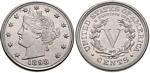 U.S. Nickel 1898 Cent Coin