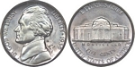U.S. Nickel 1939 Cent Coin