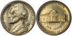 U.S. Nickel 1977 Cent Coin