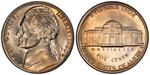 U.S. Nickel 1980 Cent Coin
