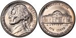 U.S. Nickel 1990 Cent Coin